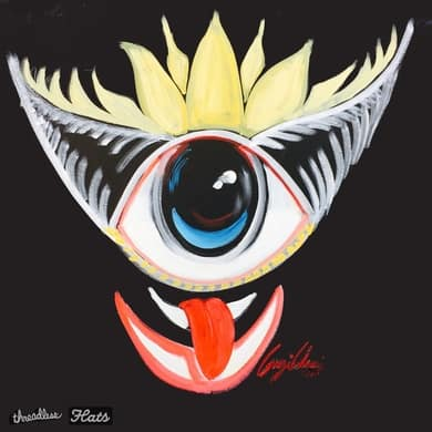 FLYING EYEBALL