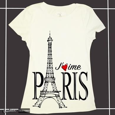 J'aime Paris... I Love Paris