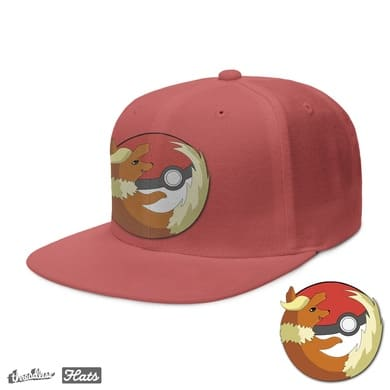 Flareon Firefox Hat