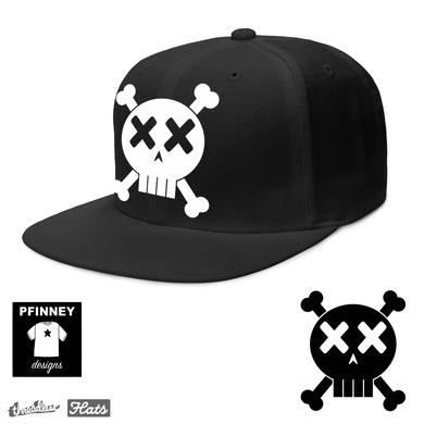 Skull & Crossbones on a hat
