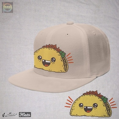 TACOHAT BACKWARDS....