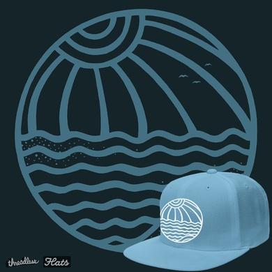 BEACHBALL-CAP
