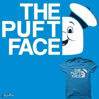 The Puft Face