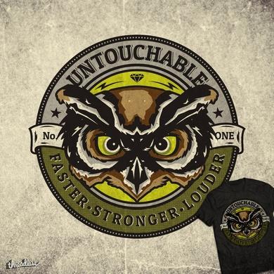 Untouchable Owl