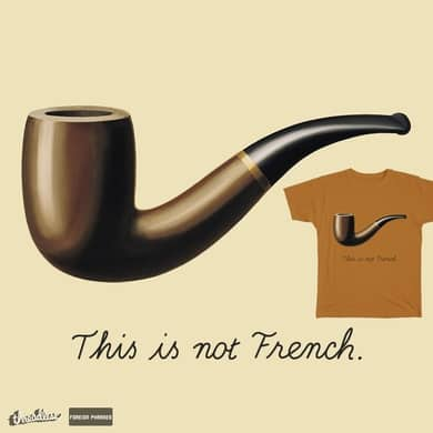 This is not French.