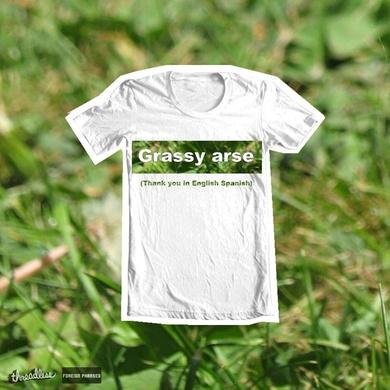 Grassy arse