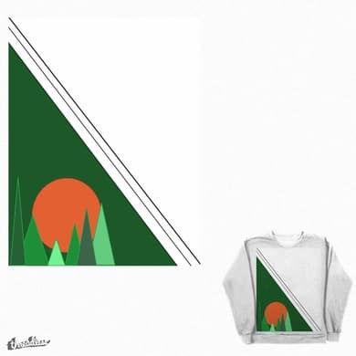 Abstract Mountain