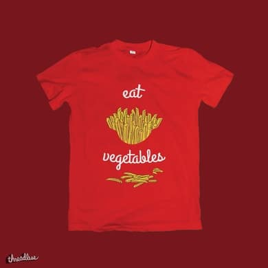 Eat Vegetables