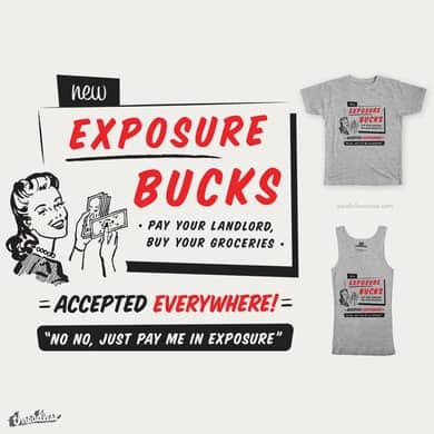 Exposure Bucks