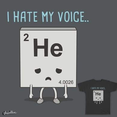 I HATE  MY VOICE..