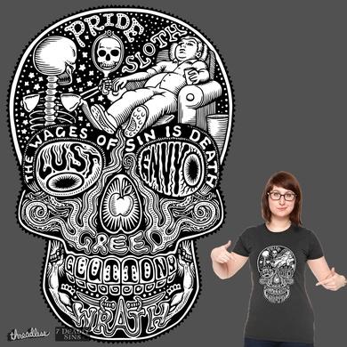 7 Deadly Skulls