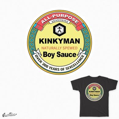 Kinkyman Boysauce