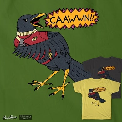 Caawwn!!