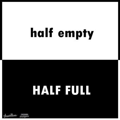 Glass Half...