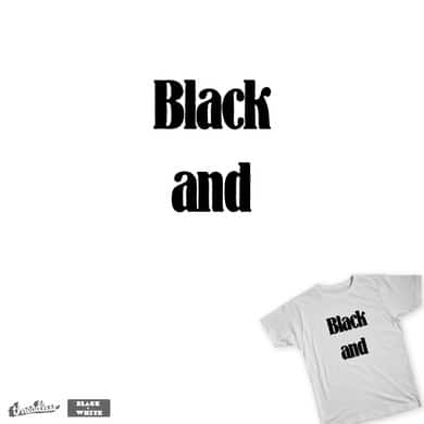 Black and