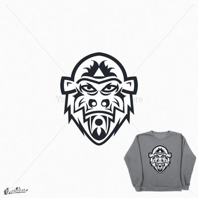 Gorilla Crewneck