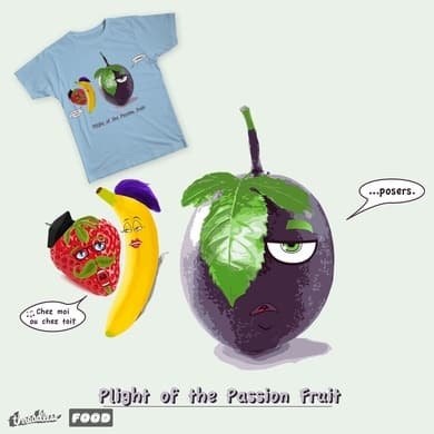 Plight of the Passion Fruit