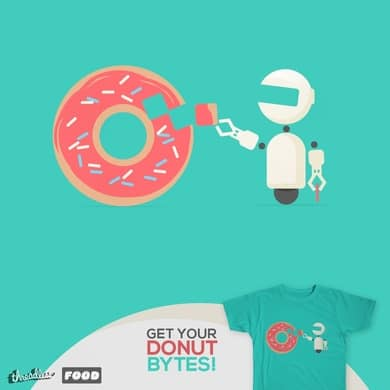 Donut Bytes