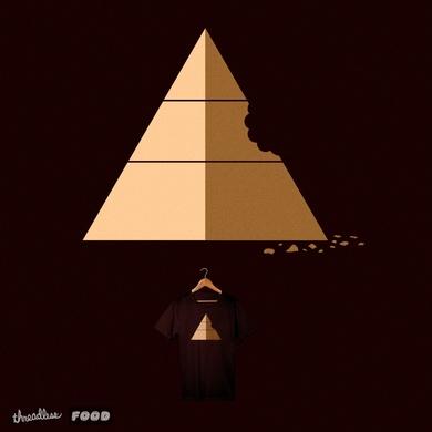 I eat pyramid