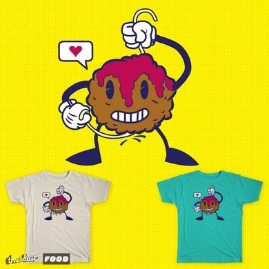 Meatball Scrub Scrub