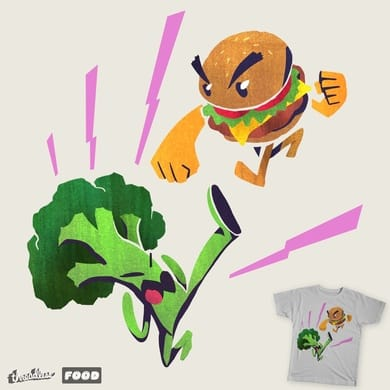 EPIC Food Fight