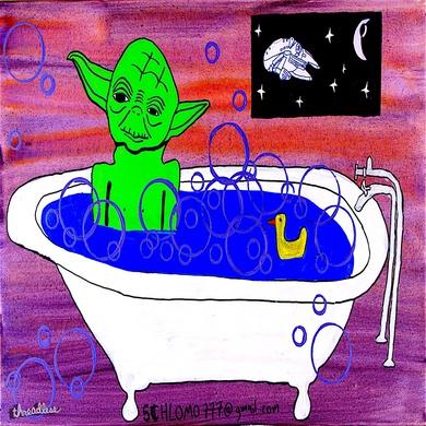 TAKE A BATH I WILL