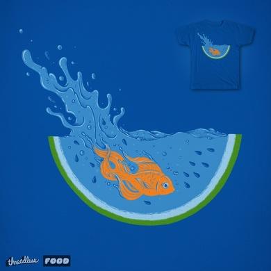 Watermelon Dive