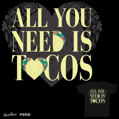 All you need in Tacos