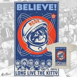 BELIEVE! To the Cosmos