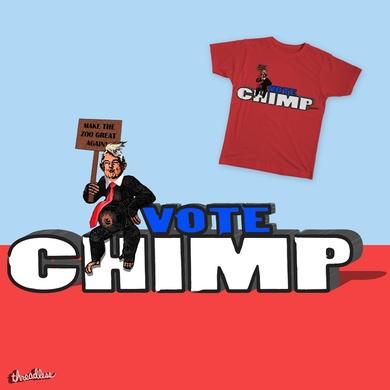 Donald Chimp