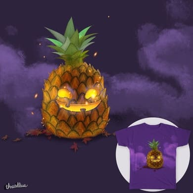 Tropical Halloween
