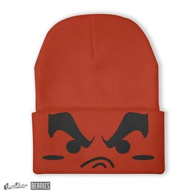Angry Beanie