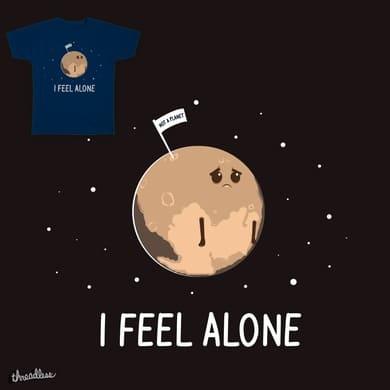 Pluto is Alone!