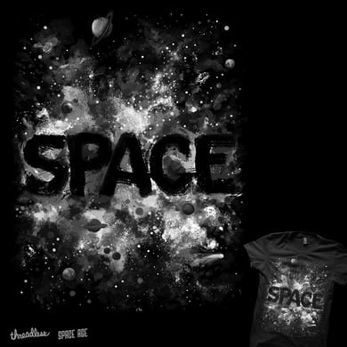 Space Painted