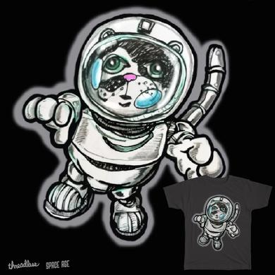 Nerf the last Astronaut