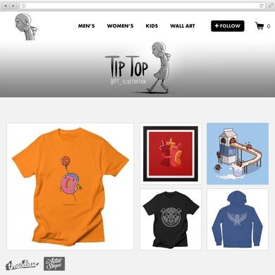 Tip Top Shop