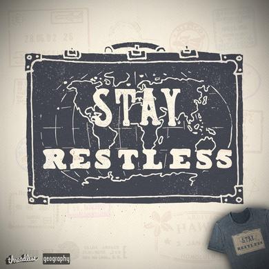 Stay Restless...