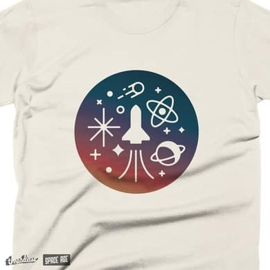Cool Space Shirt