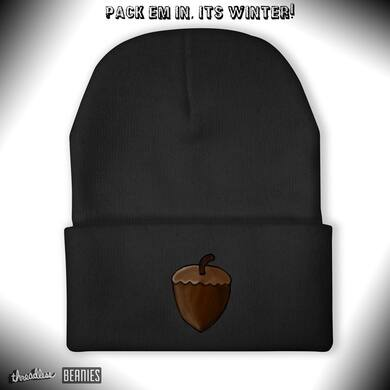 Pack em in, it's winter!