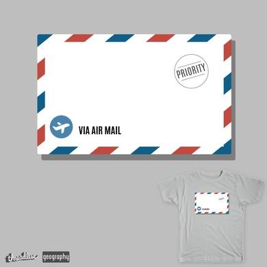 Via Air Mail