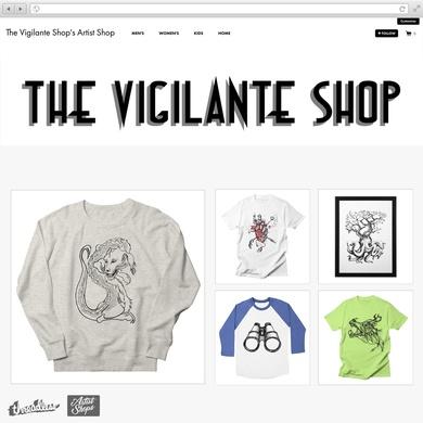 The Vigilante Shop