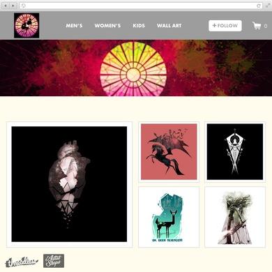 gh30rgh3's artist shop