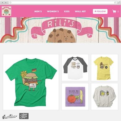 RiLi's Artist Shop