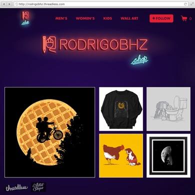 rodrigobhz.threadless.com
