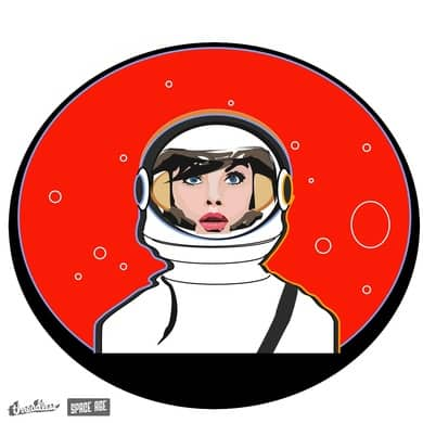 SPACE AGE GIRL
