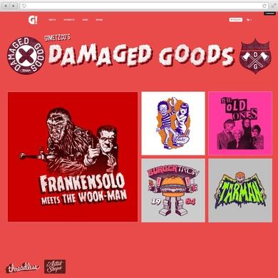 Gimetzco's Damaged Goods