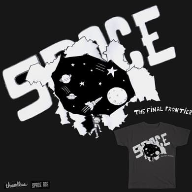 SPACE...the final frontier