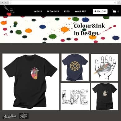 Colour&ink in Design