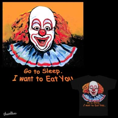 Hungry Clown