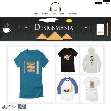 DESIGNMANIA ARTIST SHOP